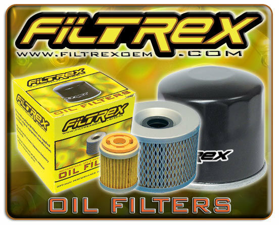 Filtrex Oil Filter OIF044 ( HF207 )