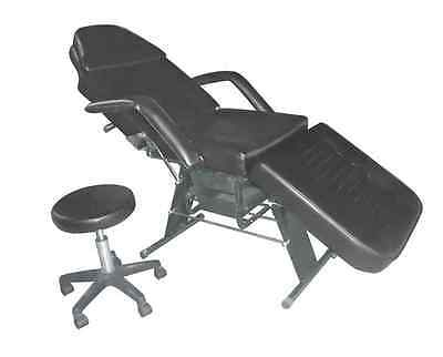 Portable Dental Chair Stool Package Black