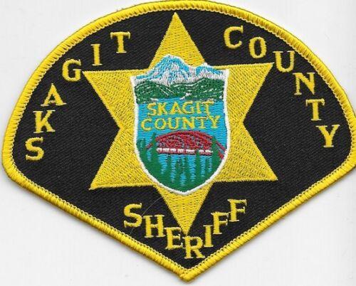 SKAGIT COUNTY WASHINGTON WASH WA SHERIFF DEPT SERVICE BRIDGE INTEGRITY SO SD