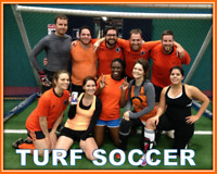 Play Co-ed, For-Fun Turf Soccer with FCSSC this Winter!