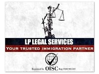 Immigration Specialist - Same Day Appointment. All UK immigration matters.