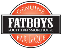 """Fatboys Southern Smokehouse, """"Home of The Official Pulled Pork S"""
