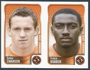 PANINI-2010-S-P-L-COLLECTION-100-102-DUNDEE-UNITED-DANNY-SWANSON-PRINCE-BUABEN