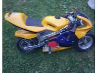 For sale mini moto 50cc