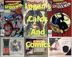 Logan's Cards And Comics