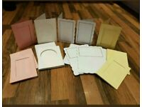 Over 40 blank greetings cards