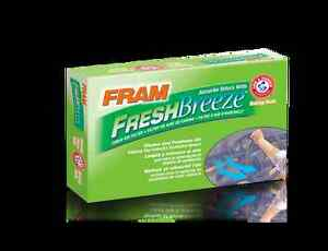 FRAM FRESH Cabine air filters - FRAM Filtres d'air d'habitacle