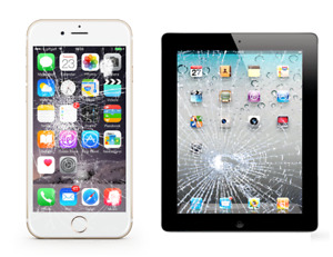 IPhone and All Other Brands Broken Screen Replacement and Repair