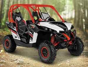 Used 2015 Can-Am Maverick XXC DPS