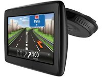 TomTom Navi for sale - all UK and West Europe maps. Perfect condition- free postage