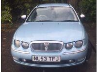 Rover 2003 75 Connoisseur CDTI Diesel (BMW engine)