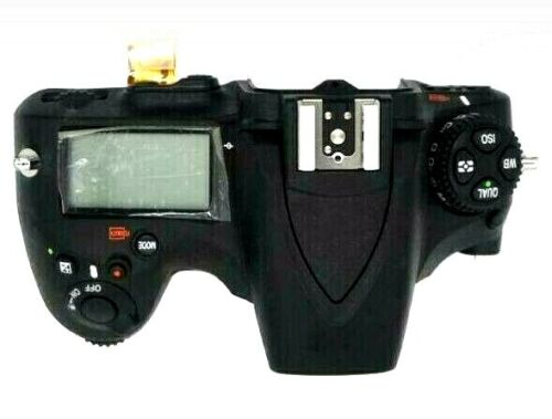 Original Nikon D810 Top Cover Frame With LCD Shutter Top Flash Board Button Key