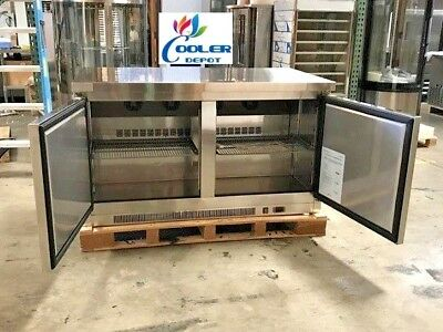 Nsf Undercounter Freezer 60 Ins Tuc60ffreezer Refrigerator Under Counter