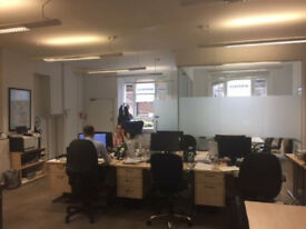 Office available for Sublease in the heart of Covent Garden