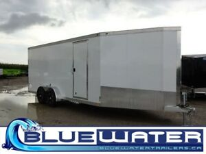 2018 One Trailers XFC Crossover - 7' x 24'!