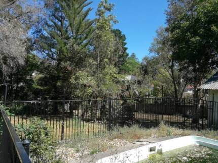 Aluminium Pool and Garden Fence Panels
