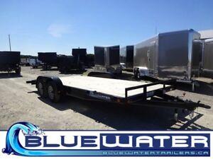 "2017 Load Trail Carhauler W/5"" Channel Frame 7,000 Lb - 83 x 18'"