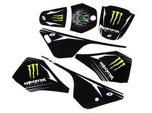 BRAND NEW GRAPHICS DECAL STICKERS KIT for YAMAHA PW80 PW 80