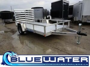 2018 ATC Arrow Open Utility Trailer - 6' x 12'!