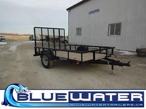 2017 Load Trail Single Axle Utility