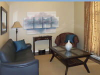 Fully Furnished One Bedroom Executive Suite - Short Term Rental