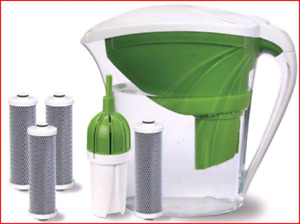 Water filter kettle get Clean