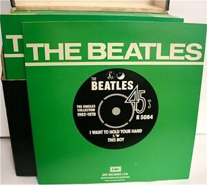 Beatles-Singles-Collection-1962-1970-7-Vinyl-45RPM-Parlophone-Records-List-1