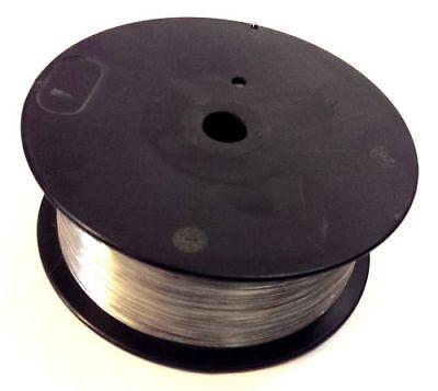 Heftdraht rund Nr. 20 | 0.90 mm | verzinkt * 2 Kg Spule