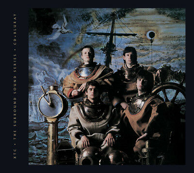 Xtc   Black Sea  Definitive Edition  New Cd  With Blu Ray  Uk   Import
