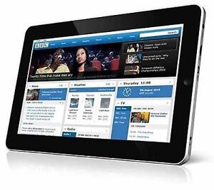 Elonex eTouch 700ET, Wi-Fi, 7in - Black Tablet - Boxed