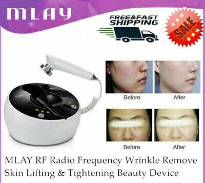 MLAY RF Radio Frequency Wrinkle Remove Skin Lifting & Tightening Beauty Device#