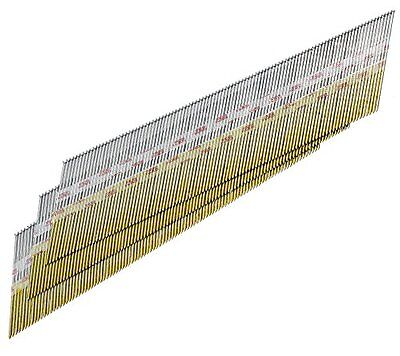 Senco Da25eab 15 Gauge By 2-12 Inch Length Electro Galvanized Brad Nail 3000