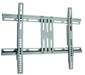 "Ultra Slim Plasma LCD TV wall bracket mount 23 25 27 30 32 33 35 36 37"" Silver"