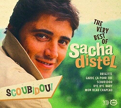 Very Best Of - Sacha Distel (2015, CD NEU)2 DISC SET