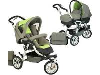 Pending Collection.Push chair Jane Slalom