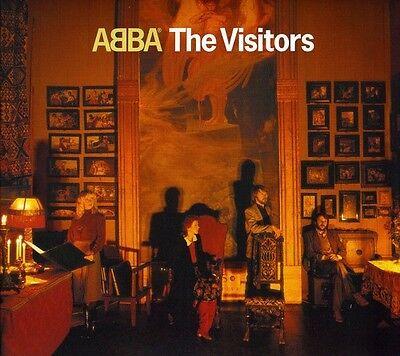 ABBA - Visitors [New CD] Bonus Tracks, Rmst, Digipack Packaging