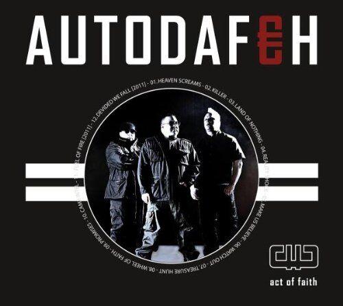 AUTODAFEH Act of Faith CD Digipack 2011