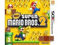 Super Fun, Super Mario Bros 2 Game (Nintendo 3DS)