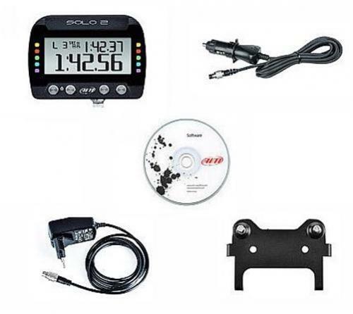 GPS Laptimer AIM Solo 2 mit integriertem Beschleunigungssensor Datalogger