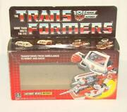 Transformers G1 Ratchet