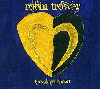 Robin Trower   Playful Heart  New Cd  Germany   Import