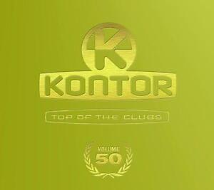 Various - Kontor Top of the Clubs Vol. 50