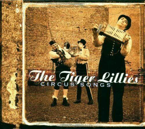 Tiger Lillies im radio-today - Shop