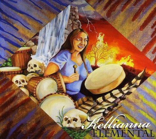 Kellianna - Elemental [New CD]