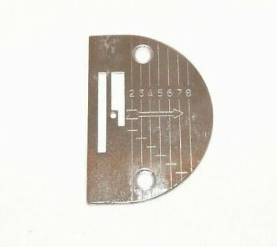 NEEDLE PLATE for Singer 15 class straight stitch #125319