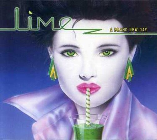 Lime - Brand New Day [New CD]