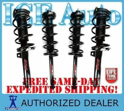 FCS Complete Loaded FRONT & REAR Struts & Coil Assembly for 93-97 CONCORDE