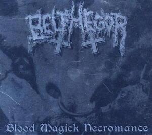 Belphegor  blood magick necromance   CD Limited Edition in Metallic Slipcase NEU
