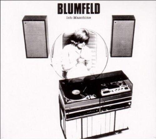 BLUMFELD - ICH-MASCHINE (DELUXE EDITION)  CD NEU