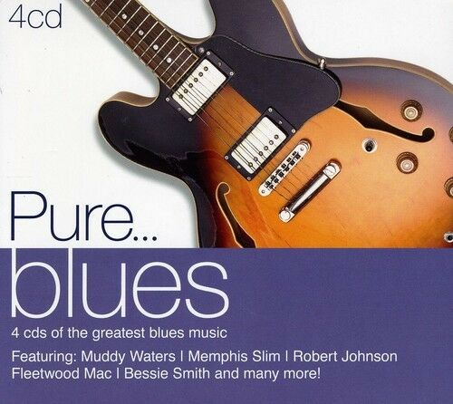 Various Artists - Pure Blues / Various [New CD] UK - Import